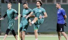 خاص- علي ضاهر يؤكد اصابته بفيروس كورونا وغيابه عن منتخب لبنان