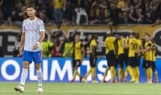 رونالدو يكسر صمته بعد الهزيمة أمام يونغ بويز