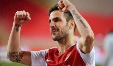 فابريغاس: ميسي سيبقى أفضل لاعب في تاريخ برشلونة