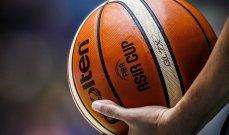 تحديد موعد نهائي كأس لبنان لكرة السلة
