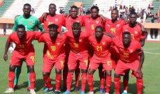 تسمم لاعبي منتخب غينيا بيساو يهدد بتأجيل مباراتهم امام المغرب