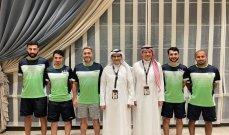 تأهل المنتخب السعودي لتنس الطاولة الى كأس العالم لاول مرة