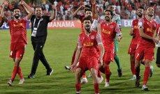 بن حمد يشيد بتأهل المحرق لنهائي كأس الاتحاد الآسيوي