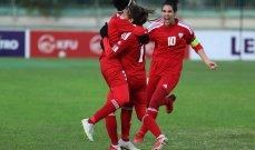 تصفيات كأس آسيا للسيدات : لبنان يواجه الامارات الخميس المقبل
