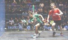 أميركا المفتوحة للاسكواش : 5 مصريين في النصف النهائي