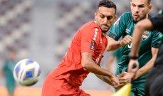 خاص- مهاجم لبنان محمد قدوح: كنّا نستطيع الفوز أمام العراق