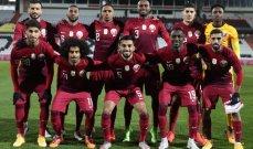 بعثة قطر تصل البرتغال لاستكمال التصفيات الاوروبية