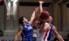 سلة لبنانية: انترانيك يهزم هوبس بفارق 4 نقاط