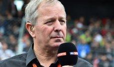 برندل: ما حصل في ايطاليا كان حادث سباق
