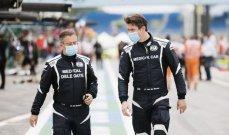 تغيير طاقم السيارة الطبية في الفورمولا 1