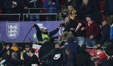 فيفا تدين اعمال العنف في مباراة انكلترا والمجر