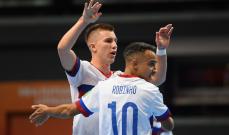 مونديال الصالات: المغرب وروسيا الى ربع النهائي