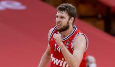 ساشا فيزنكوف يؤكد جهوزية فريقه للموسم القادم