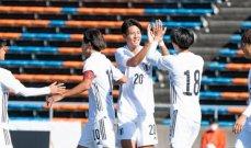 تصفيات كأس آسيا تحت 23 عاماً : اليابان تحسم تتاهلها والفوز الثاني لماليزيا
