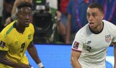 تصفيات الكونكاكاف : فوز اميركا على جامايكا وتعادل المكسيك مع كندا