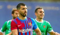 وديا برشلونة يكتفي بالتعادل امام كورني