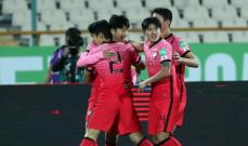 التصفيات الاسيوية: تعادل ثمين لـ ايران امام كوريا الجنوبية