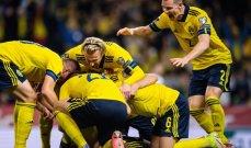 تصفيات اوروبا لكأس العالم: ثلاثية نظيفة لكل من السويد وايرلندا، فوز اوكرانيا واسكتلندا وهزيمة جورجيا