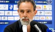 شاتورو الفرنسي يقيل مدربه ماركو سيموني