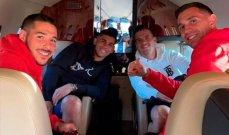 السلطات البرازيلية تحقق في خرق لاعبي المنتخب الارجنتيني لبروتوكول الوقاية من كورونا