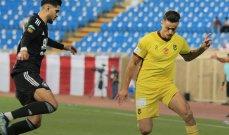 الدوري السعودي: الاتحاد يبقى في الصدارة وتعادل الفيصلي مع الحزم