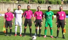 بطولة لبنان: الأنصار يتخطّى الحكمة بثلاثيّة ويحقق أول فوز في الدوري