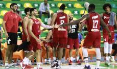 البطولة العربية لكرة السلة: سلة قاتلة تضع الاهلي في نصف النهائي على حساب بيروت