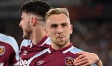 بوين: الفرق ستخشى وست هام في الدوري الأوروبي