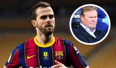 بيانيتش منتقدا كومان: برشلونة يحتاج إلى قائد جيد