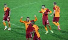 الدوري التركي: غلطة سراي يحقق انتصارا متأخرا امام ريزا سبور