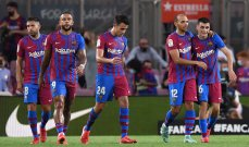 موجز الصباح: برشلونة يفتتح الموسم بالفوز على سوسييداد، سقوط لاعب في مباراة مارسيليا وبوردو وفيدرر يخضع لعملية جراحية