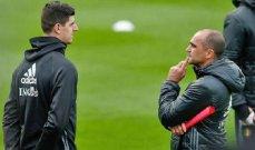 مارتينيز يتحدث عن ثنائي ريال مدريد
