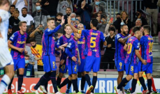 دوري الابطال: برشلونة يحقق فوزه الاول امام دينامو كييف وفوز سالزبورغ على فولفسبورغ
