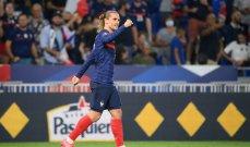 شاهد تألق غريزمان ومنتخب فرنسا خلال الفوز على فنلندا