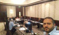 كرة سلة لبنانية: المحامي شربل ميشال رزق يشارك في اجتماعات اتحاد غرب آسيا
