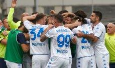الدوري الإيطالي: إمبولي يتخطى ساليرنيتانا برباعية