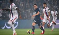 الليغ1: باريس سان جيرمان يكمل السلسلة ويحقق انتصاره السادس على حساب ليون