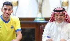 النصر يمدد عقد سلطان الغنام لغاية 2024