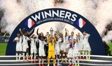 موجز الصباح: فرنسا بطلة دوري الأمم الأوروبية، ثلاثية للأرجنتين، تعثر البرازيل والسعودي الاولمبي لنهائي غرب اسيا