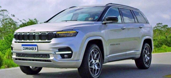 Jeep تكشف عن سيارة جديدة