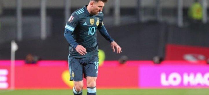 اهم مجريات مباراة الأرجنتين - بيرو