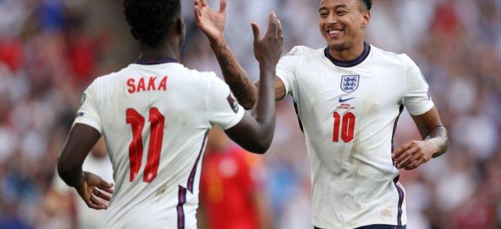 اهم مجريات المباراة بين إنكلترا و اندورا