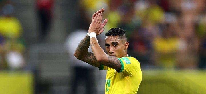 ابرز مجريات مباراة البرازيل والاورغواي