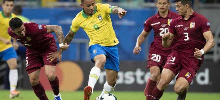 مجريات مباراة البرازيل وفنزويلا ضمن التصفيات المؤهلة لكاس العالم 2022