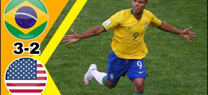 خاص: بالرغم من استبسال هاورد البرازيل تقلب الطاولة على اميركا وتحرز اللقب