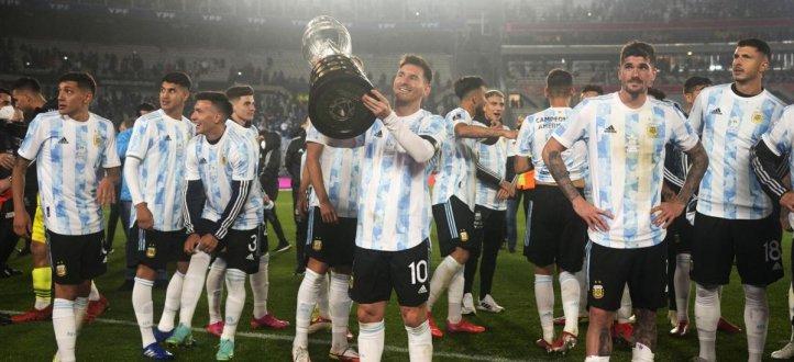 ابرز مجريات المباراة بين الأرجنتين وبوليفيا