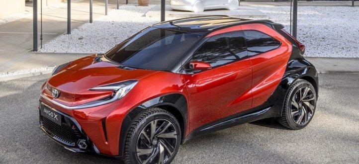 تويوتا تحضر سيارة شبابية جديدة