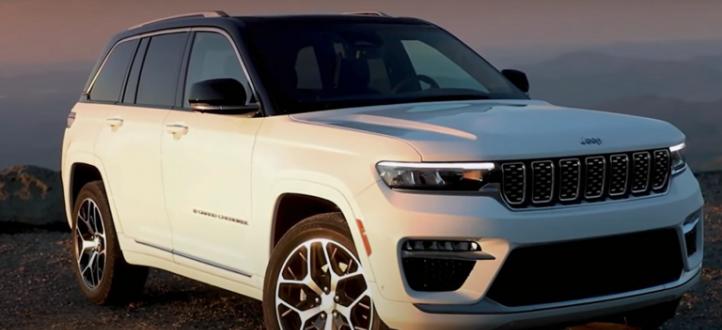 Jeep تدخل تعديلات على Grand Cherokee