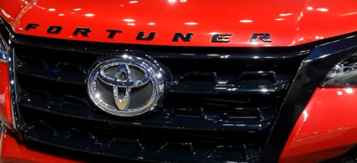 تويوتا تدخل تعديلات على سيارة Fortuner
