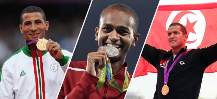 العرب يحصدون ١٨ ميدالية مع اختتام اولمبياد طوكيو 2020
